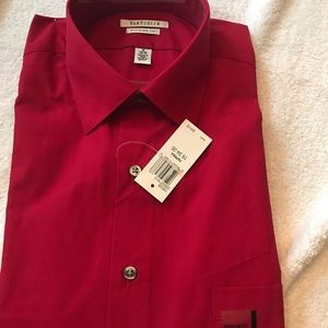 New mens dress shirt long sleeve size 16 34/35